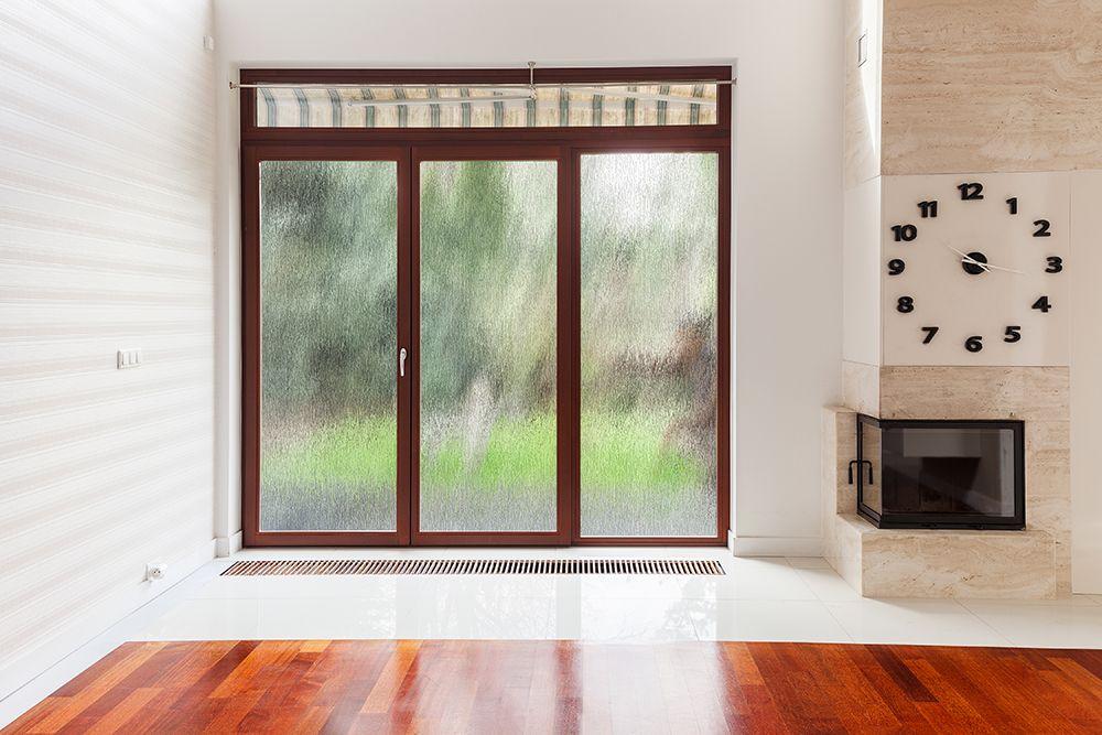 Textured Rain Glass Window S, Rain Glass Bathroom Window