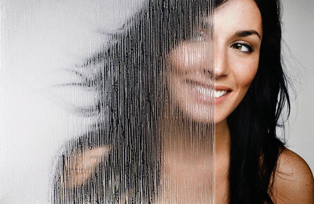 SX-SC1556 Fizzle Rain Glass Window Film