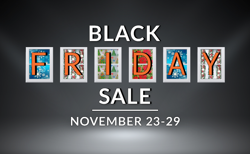 Black Friday Week is here! Save up to 10% on all Decorative Films Brands