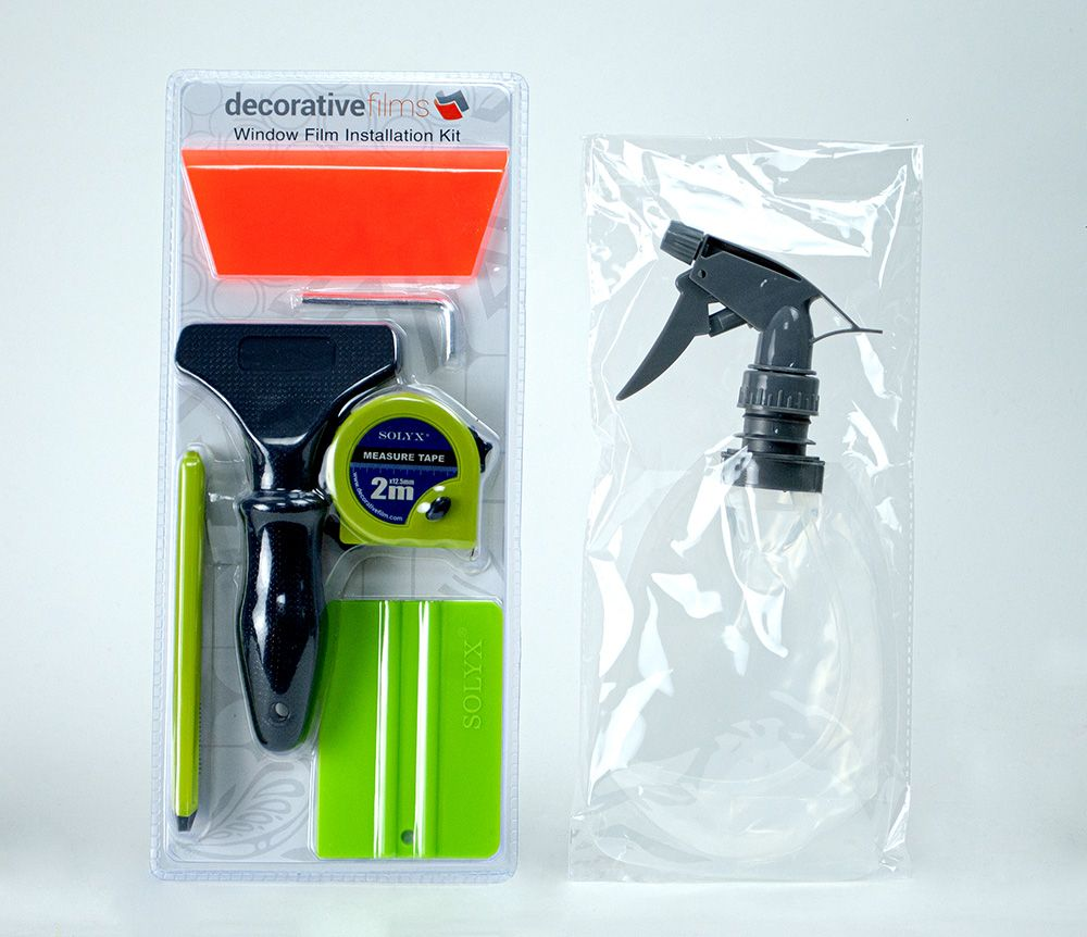 Window Film Installation Kit