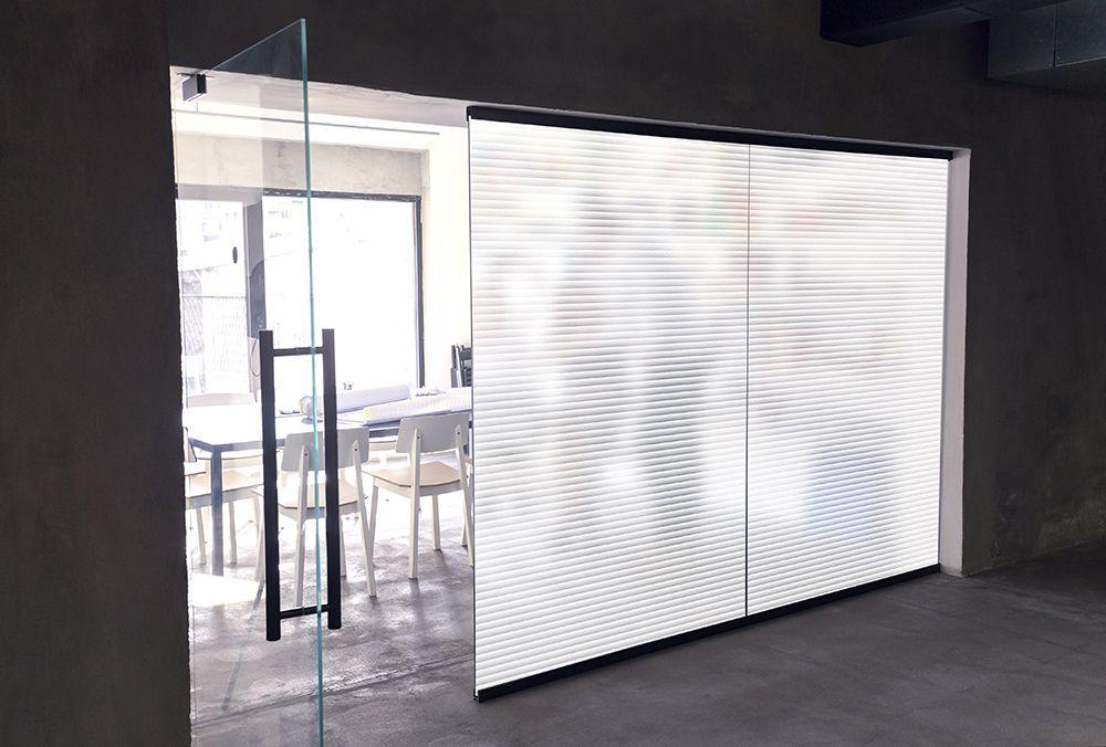 sx 3006 white frosted mini blind decorative films llc. Black Bedroom Furniture Sets. Home Design Ideas