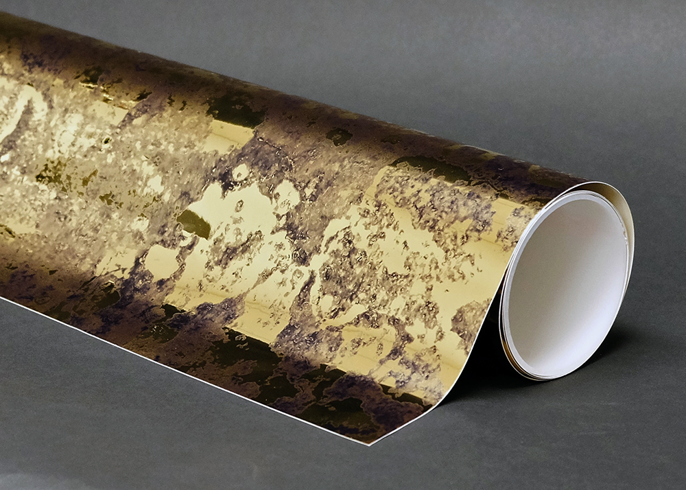 Sx 6050 Antique Gold Mirror Decorative Films Llc