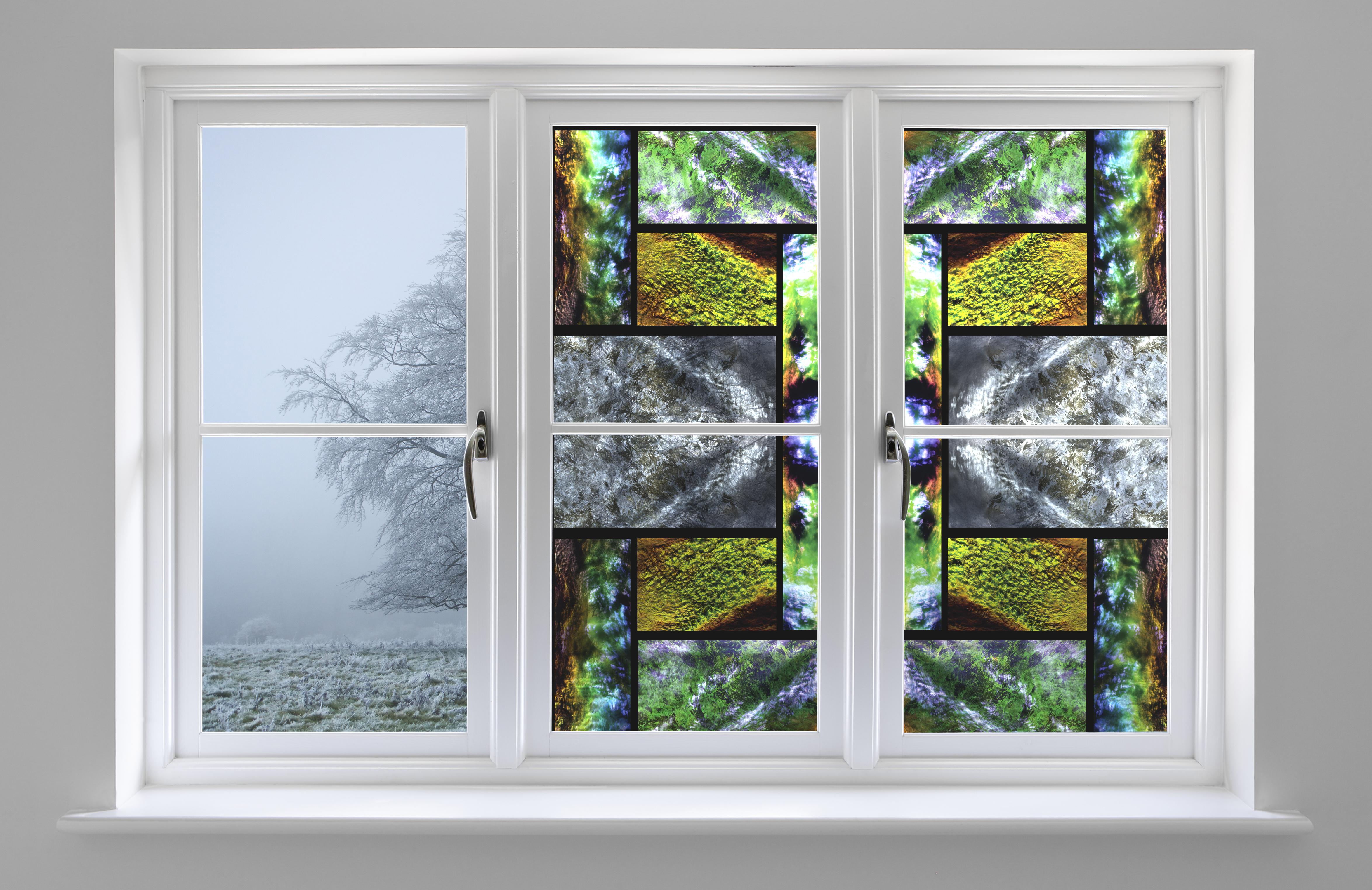 Sxeg 4849 Stained Glass Canada Decorative Films Llc