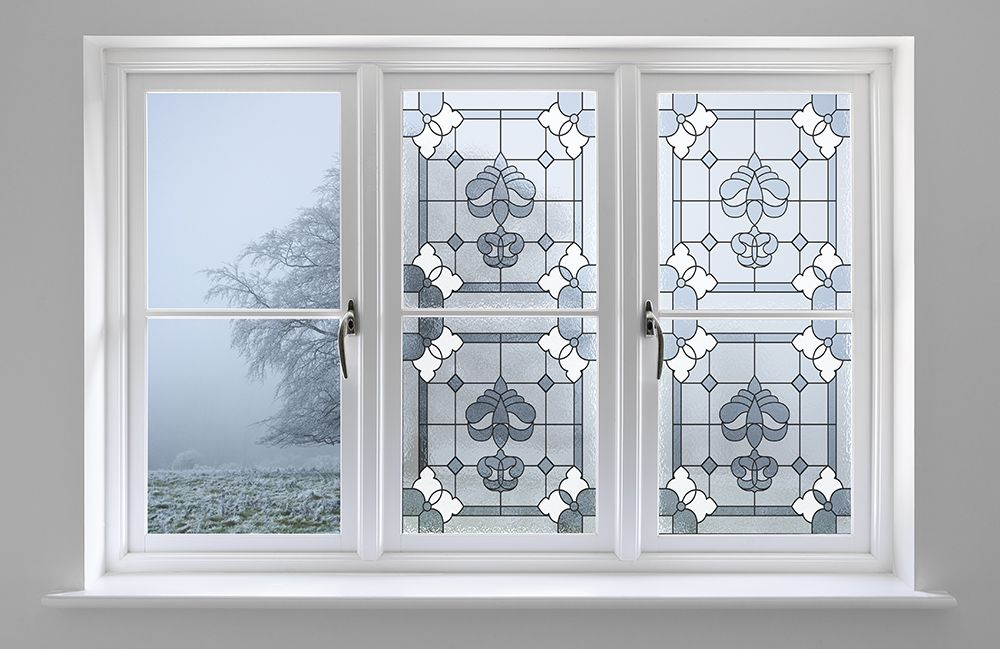 Sxeg 4864 White Palacia Decorative Films Llc