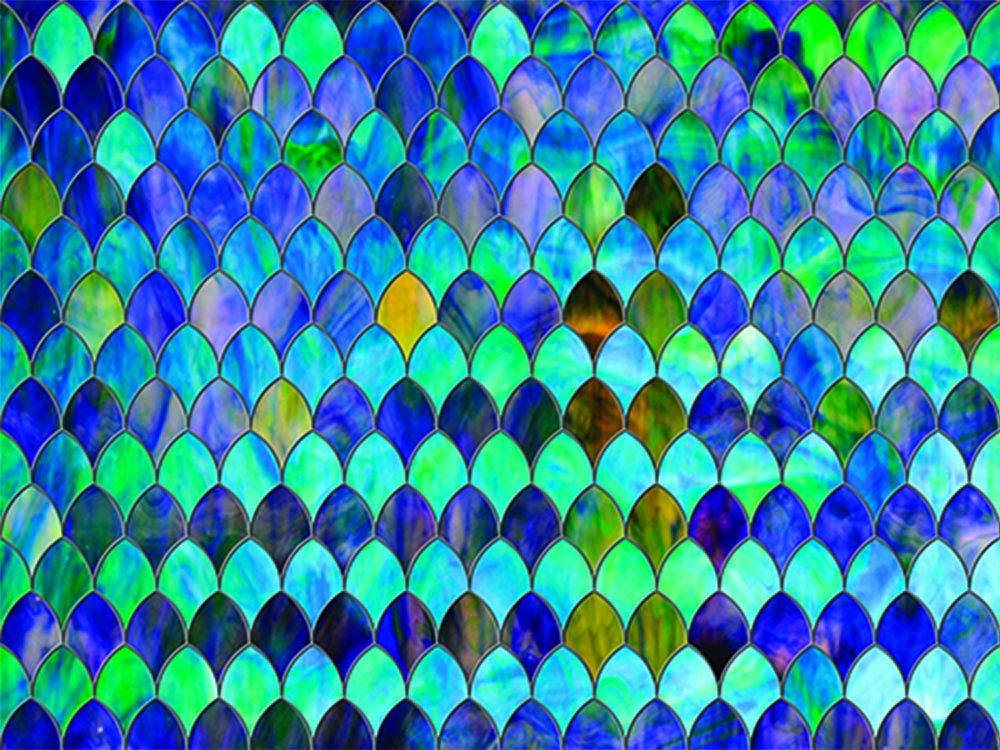 stained glass window films: decorative films, llc.