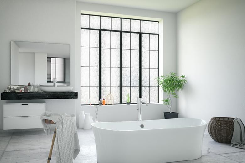 Bathroom Windows And Shower Doors, Opaque Windows For Bathrooms